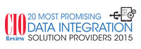 20 Most Promising Data Integration Solution Providers - 2015