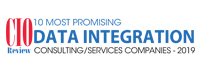 Top 10 Data Integration Consulting/Services Companies - 2019
